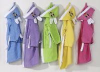 махровый детский халат на 2-3 года