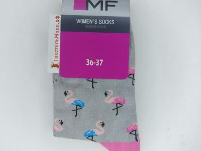 MF женские носки с высокой резинкой