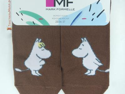 """MF женские носки """"двойняшки"""" с высокой резинкой"""
