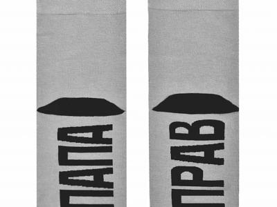 MF носки с высокой резинкой