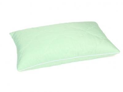 """""""низкая"""" подушка с чехлом из микрофибры"""