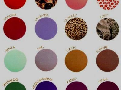 цветовая палитра Alla Buone