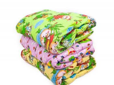 Одеяло с наполнителем из холофитекса