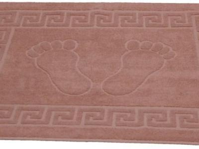 Полотенце-коврик для ног Beige (бежевый)