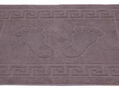 Полотенце-коврик для ног Grey (серый)