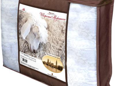Облегченное одеяло, вес наполнителя 160 гр/м2