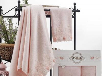 Подарочные полотенца из бамбука