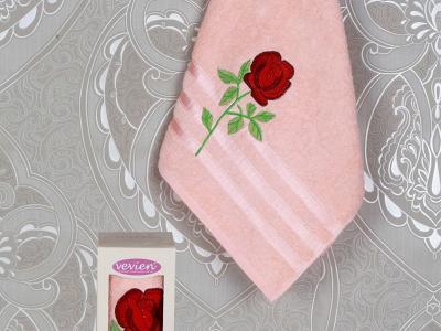 Подарочное полотенце 50*90 в коробке