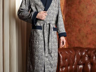 мужской халат махровый,  Five Wien